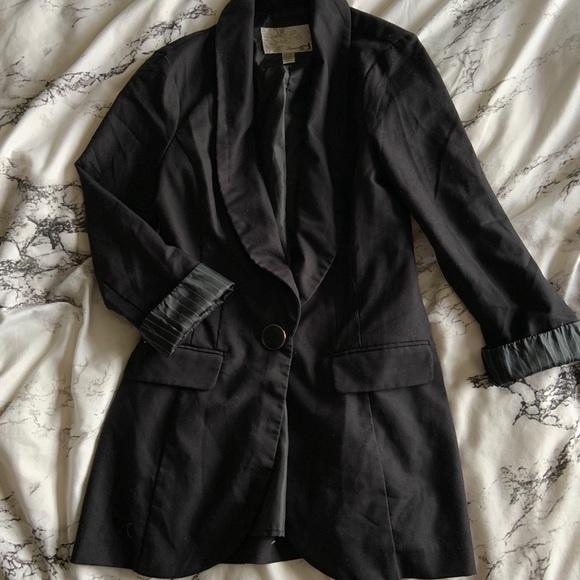 Black dynamite blazer